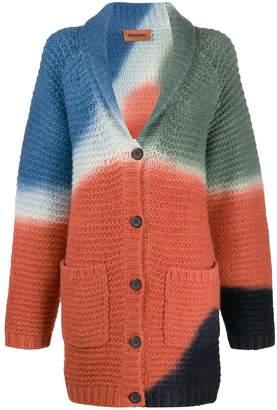 Missoni oversized patterned cardigan
