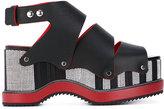 Proenza Schouler 'Conca' sandals