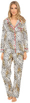 Betsey Johnson Flannel Pajama