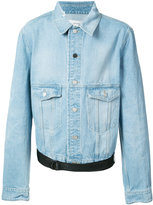 Ex Infinitas - classic denim jacket - men - Cotton - L