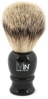 MiN New York Silvertip Shave Brush