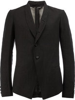 Masnada two-button blazer - men - Cotton/Linen/Flax/Polyester - 50