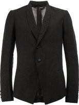 Masnada two-button blazer - men - Cotton/Linen/Flax/Polyester - 50