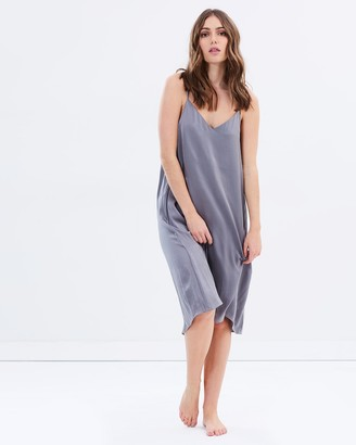 Papinelle Pure Silk Slip Nightie