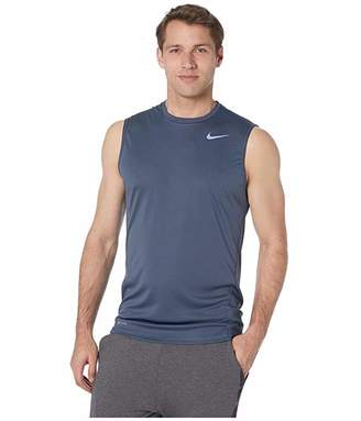 Nike Solid Sleeveless Hydroguard