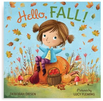 Macmillan Hello Fall Book