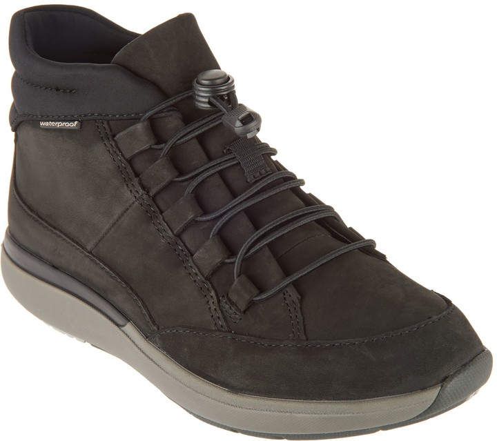 Clarks Waterproof Mid Boots - Un.cruise Mid