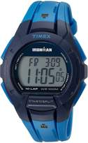 Timex Men's TW5M11400 Ironman Essential 10 Resin Strap Watch