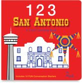 Bed Bath & Beyond 123 San Antonio: A Cool Counting BookTM