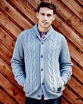 Firetrap Shawl Neck Cardigan