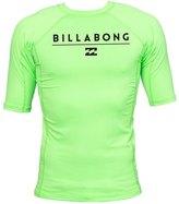 Billabong Boys' All Day Short Sleeve Rashguard 8129556