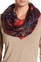 Collection XIIX Patchwork Paisley Infinity Scarf