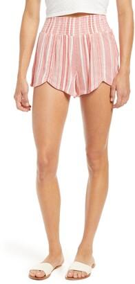 Billabong Cool Down Scallop Shorts