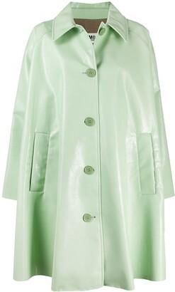 MM6 MAISON MARGIELA Oversized Button-Up Coat