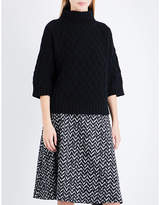 Max Mara Cantone wool and cashmere-blend jumper