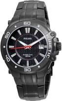 Pulsar Kinetic Tech Gear Ion Finish Men's Watch #PAR149