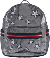 Accessorize Sporty Stars Metallic Mini Backpack