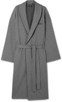 Hugo Boss - Herringbone Cotton Robe