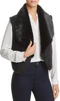 BB Dakota Pryor Faux Shearling Vest