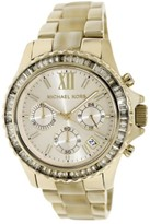 Michael Kors MK5874 Gold Tone Stainless Steel 42mm Womens Watch