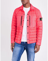 Stone Island Quilted Shell Jacket