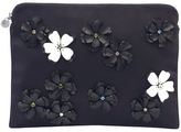 Forest of Chintz Temple Of Flora Clutch Bag
