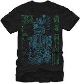 Star Wars Men's Inside R2 T-Shirt