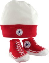 Converse Baby Hat & Booties Socks - 0 -6 Months