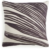 Kelly Wearstler Canyon Ripple Decorative Pillow, 16 x 16