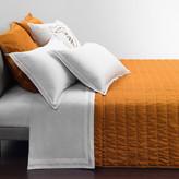 Trussardi Stitch Quilted Bedspread - Cuoio