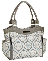 Petunia Pickle Bottom City Carryall - Clouds in Cologne