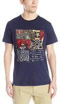 Akademiks Men's King Four Color Process T-Shirt