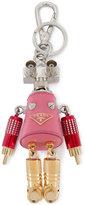 Prada Giulietta robot bag charm