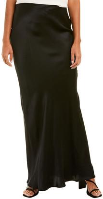 SABLYN Valentina Silk Maxi Skirt