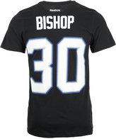 Reebok Men's Ben Bishop Tampa Bay Lightning Player T-Shirt
