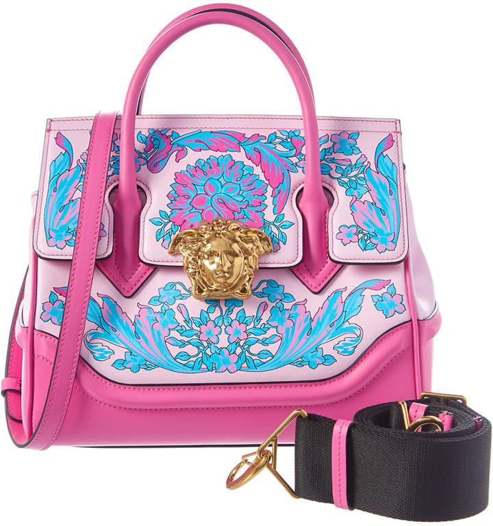 565ad25e54 Versace Pink Handbags - ShopStyle