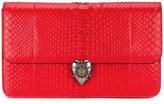 Alexander McQueen Heart clutch - women - Leather - One Size