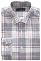Banana Republic Camden Standard-Fit Non-Iron Stretch Plaid Shirt