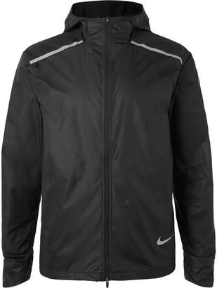 Nike Running Ripstop Repel Hooded Jacket