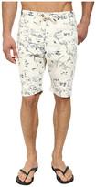 Howe Cataline Print Walkshort Swim Shorts
