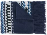 Comme des Garcons knitted scarf - men - Acrylic/Wool - One Size