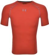 Under Armour HeatGear Armour T Shirt Red