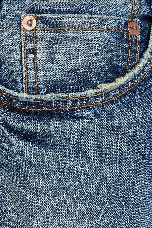 Thumbnail for your product : Rag & Bone Maya Cropped Faded High-rise Straight-leg Jeans