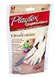 Playtex Medium Disposables Glove 30 Ct by Playtex