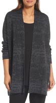 Eileen Fisher Women's Organic Linen & Cotton Cardigan