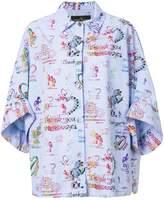 Vivienne Westwood printed style shirt