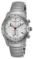 Porsche Design Women's 34mm Steel Bracelet & Case Swiss Quartz White Dial Watch 6604-41-10-0255
