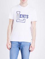 Levi's Logo-print cotton-jersey T-shirt