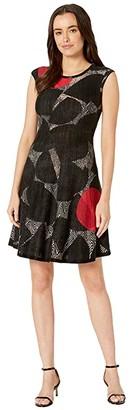 Nic+Zoe Be Bold Dress (Multi) Women's Dress