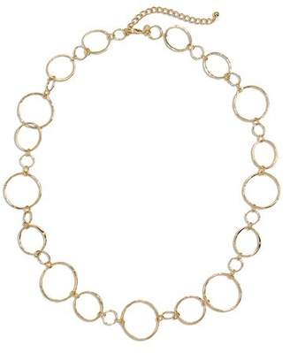 Chico's Chicos Remi Gold-Tone Link Necklace